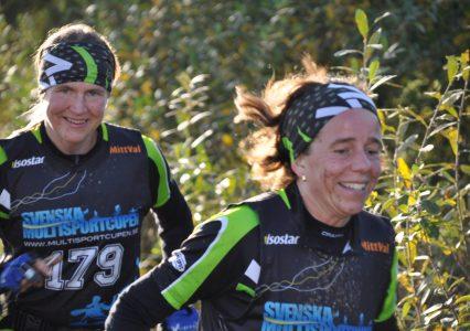 Göteborg multisportrace 2018 – lördagen den 27 okt vid Rådasjön